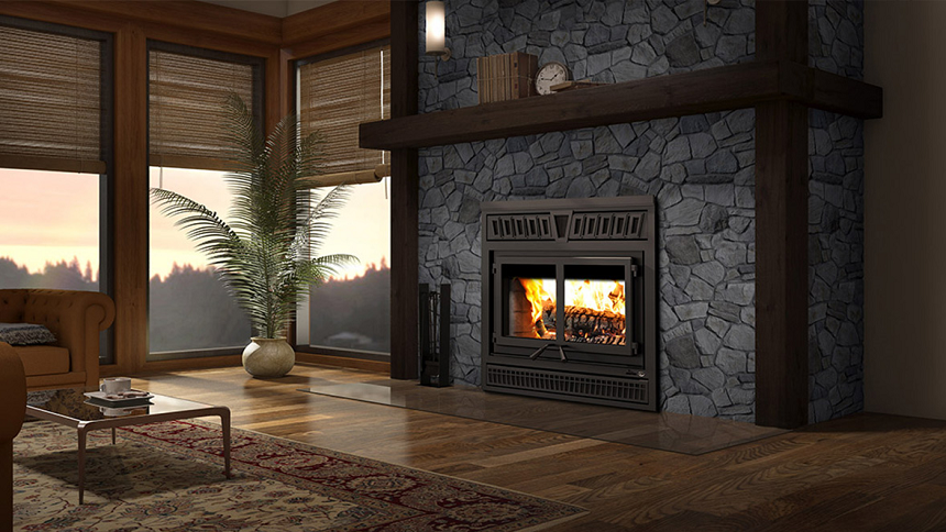 4 Inch Standard Built In Electric Fireplace, Dimplex 26 Optiflame Electric Fireplace