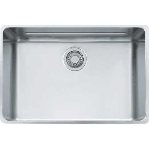 Franke 23 Kubus Undermount Single Bowl Sink KBX11021 KBX-11021 KBX110 ...