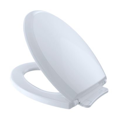 Toto SS224#11 Guinevere Elongated Closed-Front Toilet Seat and Lid with SoftClos