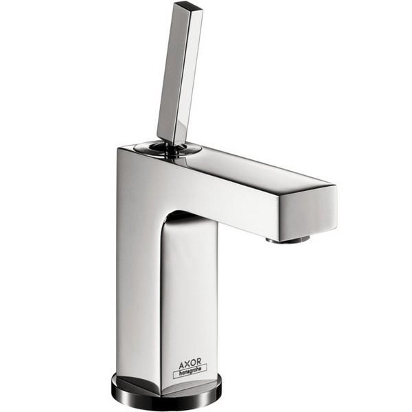 Hansgrohe 39010 Axor Citterio Single-Hole Faucet 39010001 39010821 ...