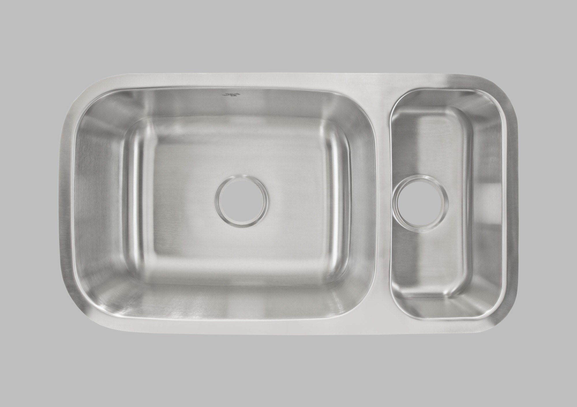 Less Care L204r 32 Inch Undermount Double Bowl Kitchen Sink