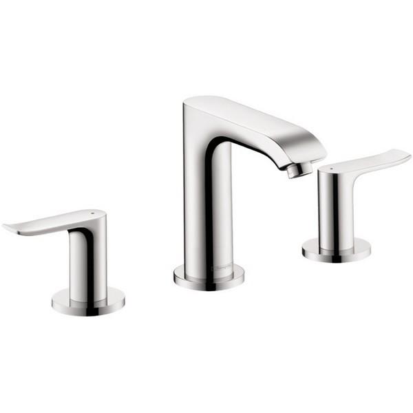 Hansgrohe 31083001 Metris E 100 Widespread Faucet Hansgrohe