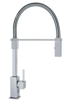 Franke Faucet Cartridge : Franke FF2800 Planar 8 Flex Semi-Professional Faucet FF2800 FF2880 FF ...