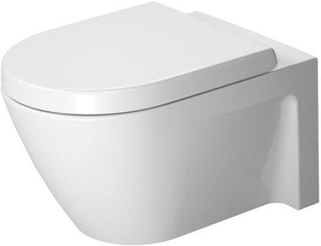 Duravit 253409 Starck 2 14-5/8 x 21-1/4 Inch Toilet Wall-Mounted ...