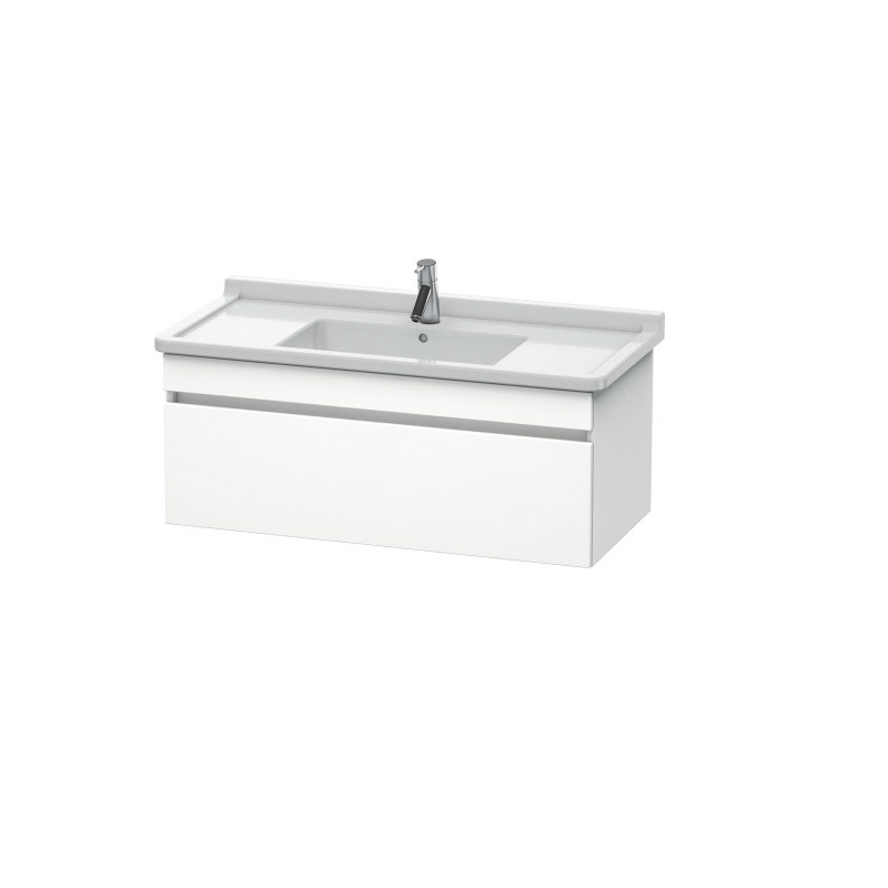 duravit ds6389 durastyle 39 3 8 x 18 1 2 inch vanity unit wall mounted