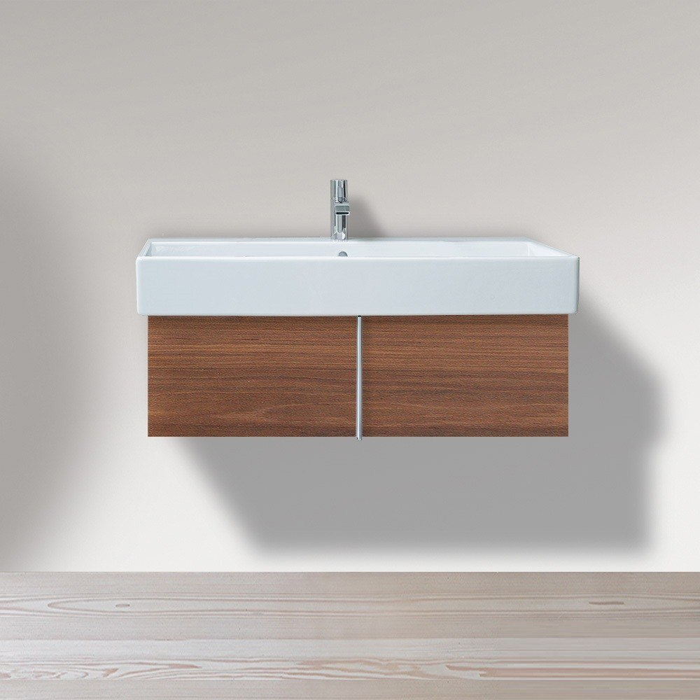 duravit ve6107 vero 37 3 8 x 16 7 8 inch vanity unit wall mounted for