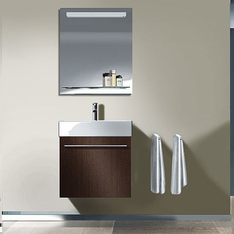 Duravit XL6044 X-Large 21-5/8 x 17-1/2 Vanity Unit Wall-Mounted for ...