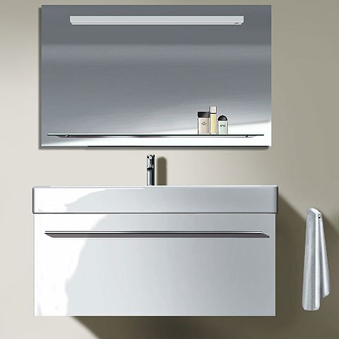 duravit xl6054 x large 47 1 4 x 18 3 8 vanity unit wall mounted for