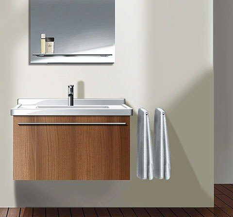 duravit xl6057 x large 31 1 2 x 18 3 8 vanity unit wall mounted for