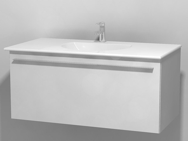 duravit xl6063 x large 39 3 8 x 20 1 2 vanity unit wall mounted for
