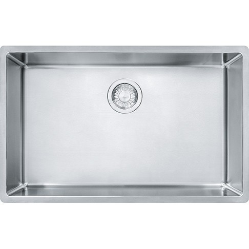 27 Undermount Sink : ... Undermount Single Bowl Stainless Steel Kitchen Sink CUX11027 CUX110-27