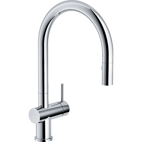 Franke FF3900 Active-Neo Kitchen Faucet with Pull Out Spray FF3900 ...