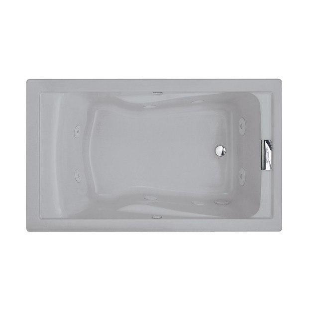 2771VC.020 Evolution 60 x 36 Inch Acrylic EverClean Whirlpool System ...