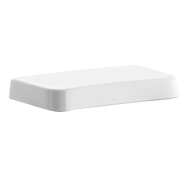 American Standard LID31731N100 White Toilet Tank Lid for Fairfield ...