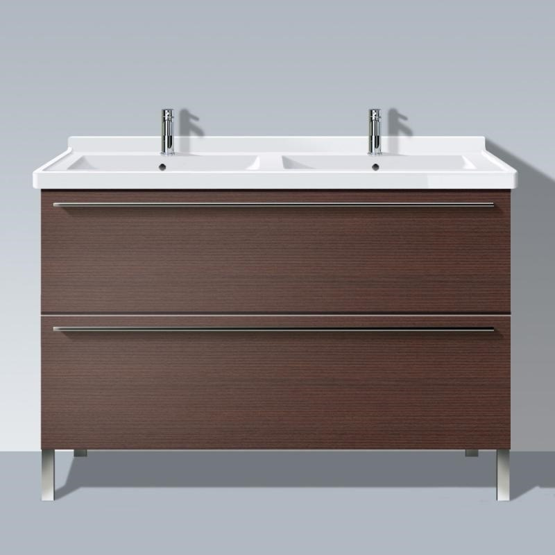 duravit xl6518 x large 45 1 4 x 18 1 2 vanity unit wall mounted with