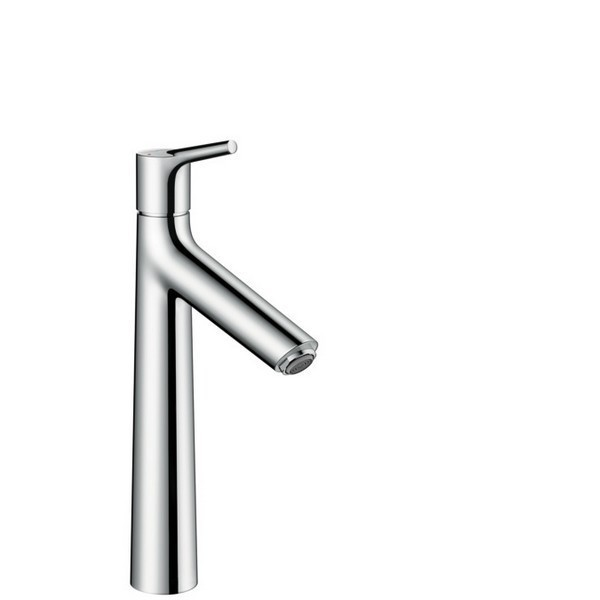 Hansgrohe 72032 talis s single hole basin mixer 190 without pop up waste set 72032001 72032821 - Hansgrohe pop up drain ...
