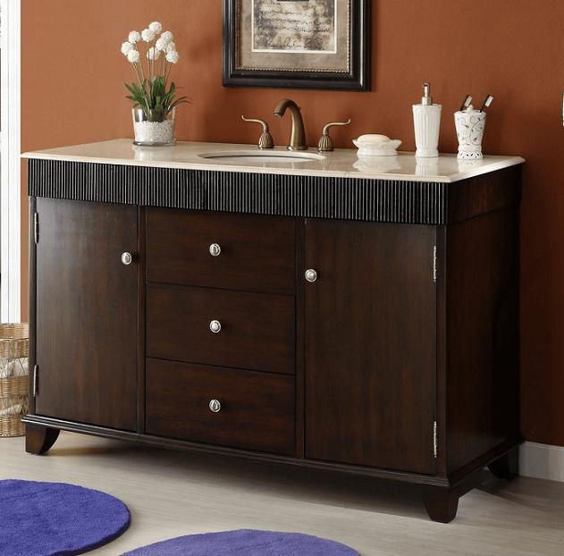 Original Bathroom Cabinets Dark Brown Bathroom Ideas Bathroom Ideas With Dark
