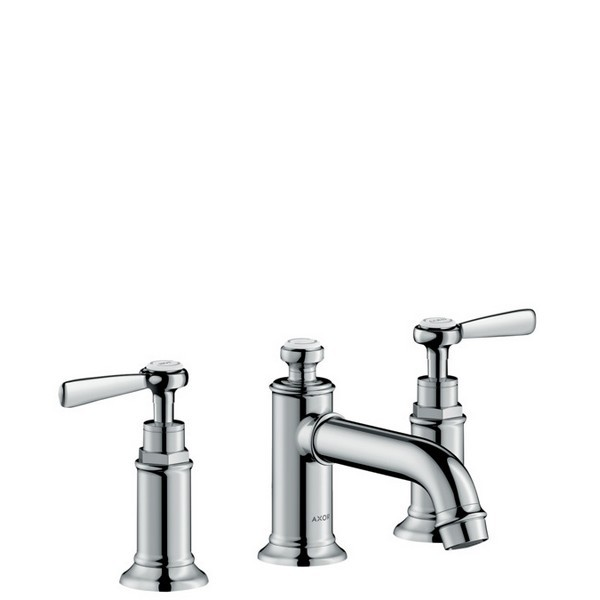 Hansgrohe 16535 Axor Montreux Widespread Faucet with Lever Handles ...
