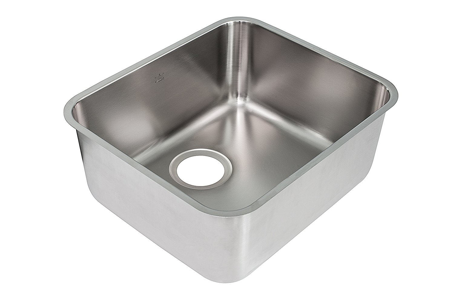 Franke KBSU1916 20-Gauge Stainless Steel Single Bowl Undermount ...