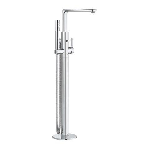 Grohe 23792001 Lineare Single-Handle Bathtub Faucet, Grohe 23792EN1 ...