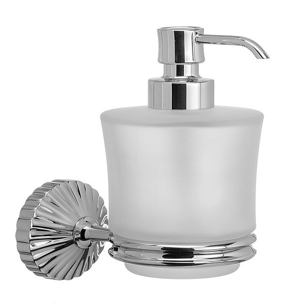 Rohl 63700006ag Jorger Cronos Wall Mount Soap Dispenser Holder