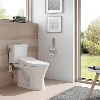 Connect + Toilets