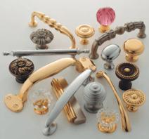 Omnia Cabinet Hardware