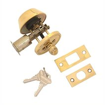 BRASS Accents Deadbolts
