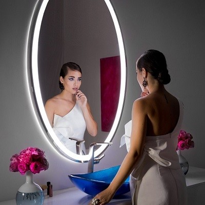 Paris Mirror LED Mirrors