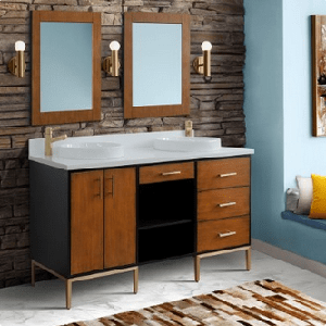 Bellaterra Home Bathroom Storage