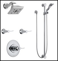 Shower + Hand-Shower