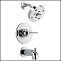 Shower + Tub Filler