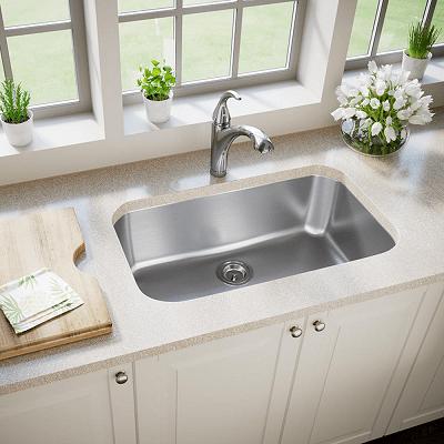 Yosemite Kitchen Sinks