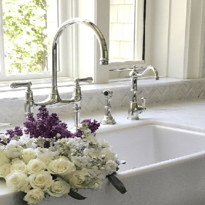 Lefroy Brooks Kitchen Faucets