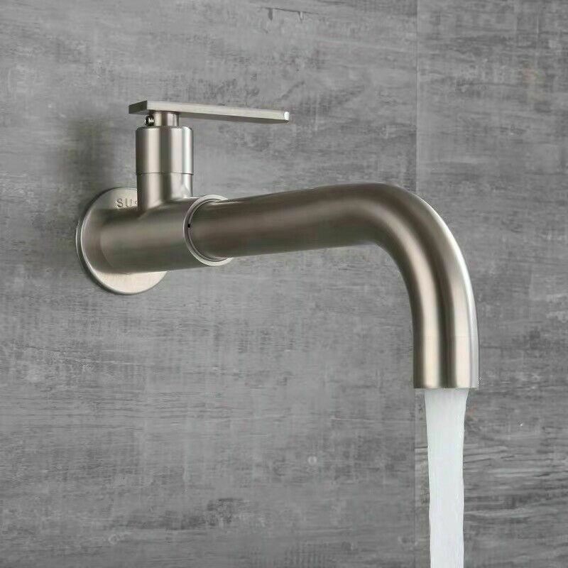 WALL-MOUNTED FAUCETS