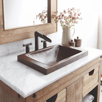 Sonoma Forge Bathroom Faucets