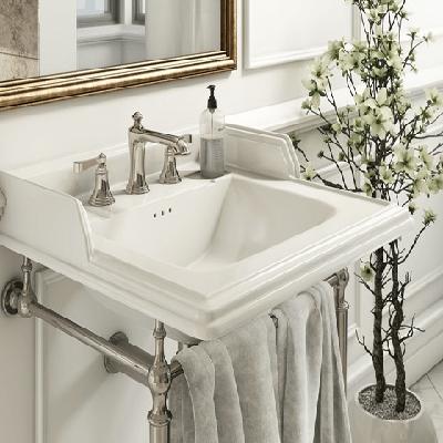 Lefroy Brooks Bathroom Sinks