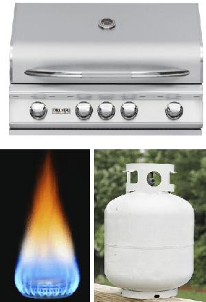 Natural Gas & Propane