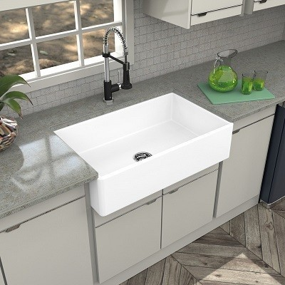 Streamline Kitchen Sinks