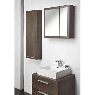 Lada Milan 36 Wall Hung Bathroom Storage Linen Cabinet