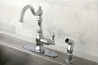 Kingston Brass Faucet Model # GS7701ACLSP