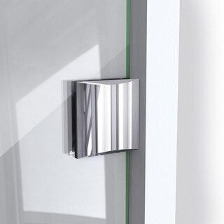 PrismLux Shower Door Wall To Glass Bracket 01