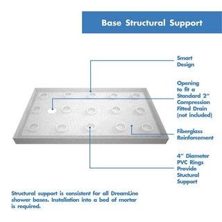 Slimline Shower Base Structural Support 1