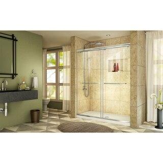 Charisma Shower Door Center Drain