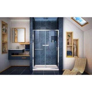 Infinity-Z Shower Door 01