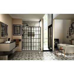Unidoor Toulon Shower Door