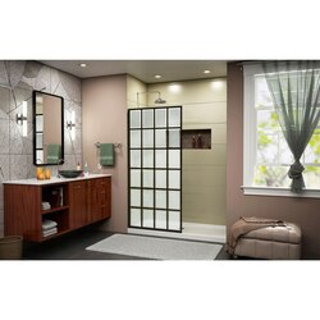 French Linea Shower Door Rhone 89