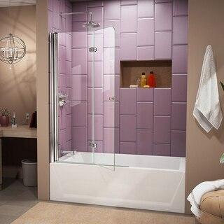 Aqua-Fold Tub Door 2-1 72