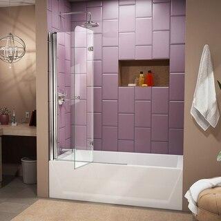 Aqua-Fold Tub Door 3-1 72