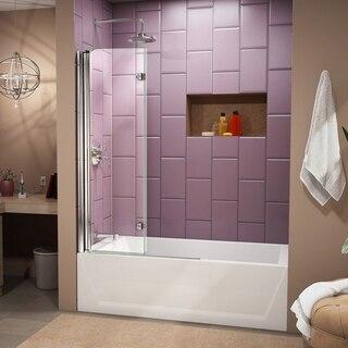 Aqua-Fold Tub Door 4-1 72